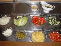 salatovy bufet